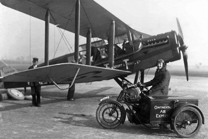 first british airline