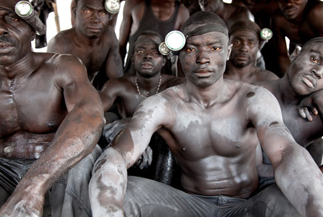 Slave-men-as-miners