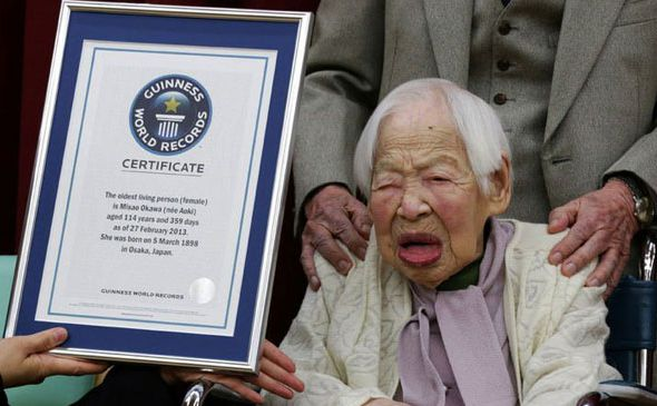 List of the oldest living people - Wikipedia