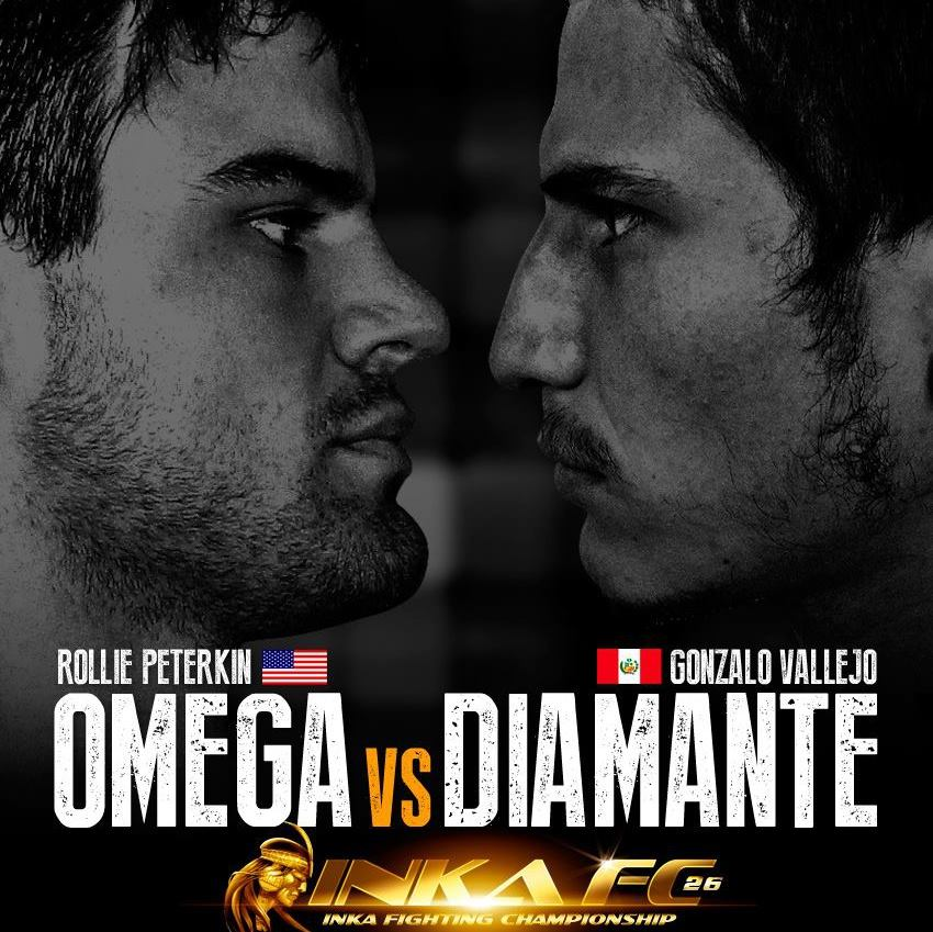 fight poster rollie