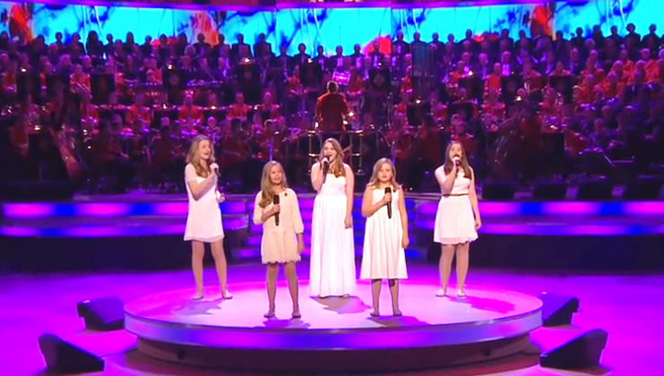 poppy girls performance