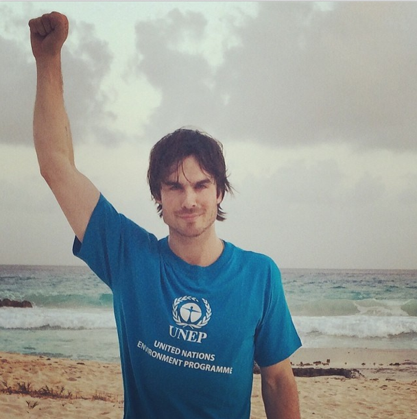 actor ian after unep victory
