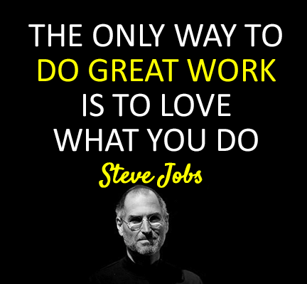 love what you do