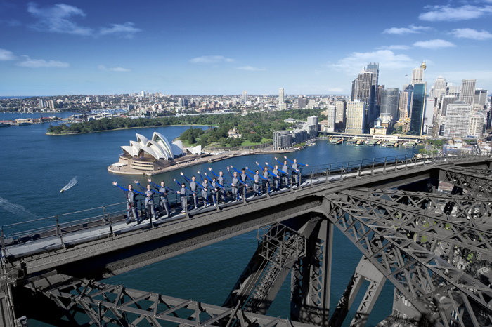 sydney harbour bridge climb australia