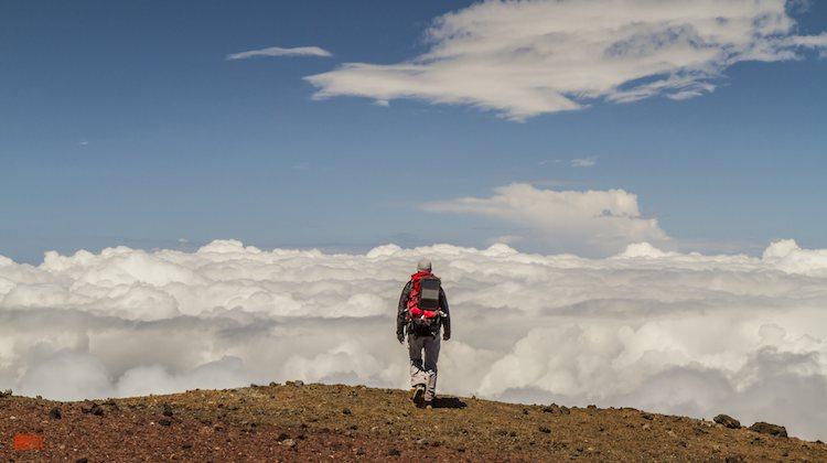 Daniel Fox, explorer, adventurer, storyteller, photographer, writer, among the clouds, nature