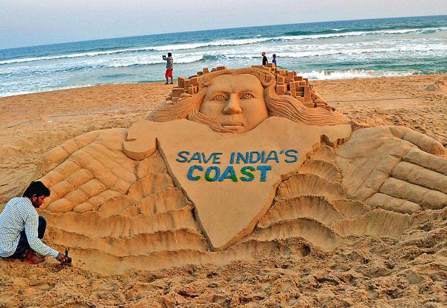 save india's coast
