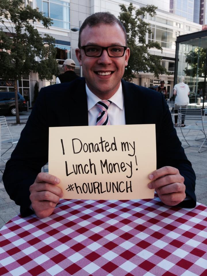 anton cobb donates lunch money