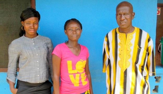 fatu's family members she saved