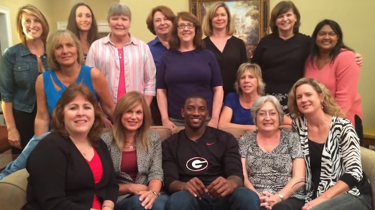 malcolm mitchell and the book club