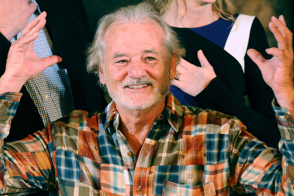 bill murray is random