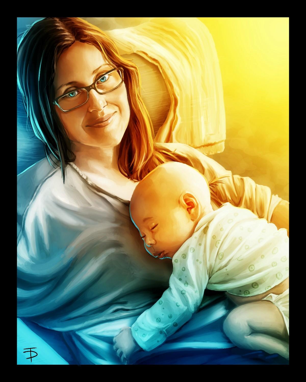Порнуха на день рождения сына 4 фотография
