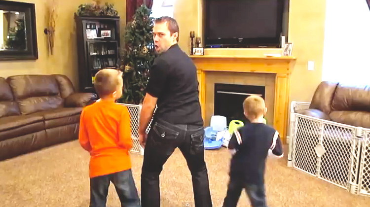 Daddy Triplets