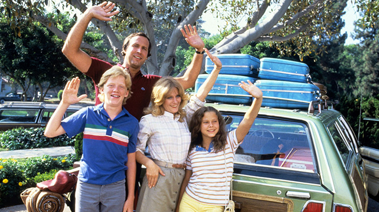 National Lampoon's Vacation with Chevy Chase and others
