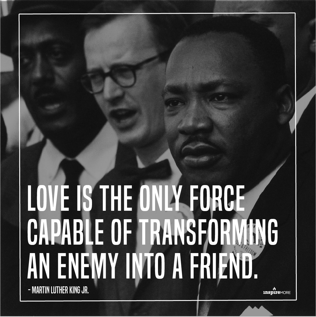 15 Martine Luther King Jr. Quotes. -InspireMore.com