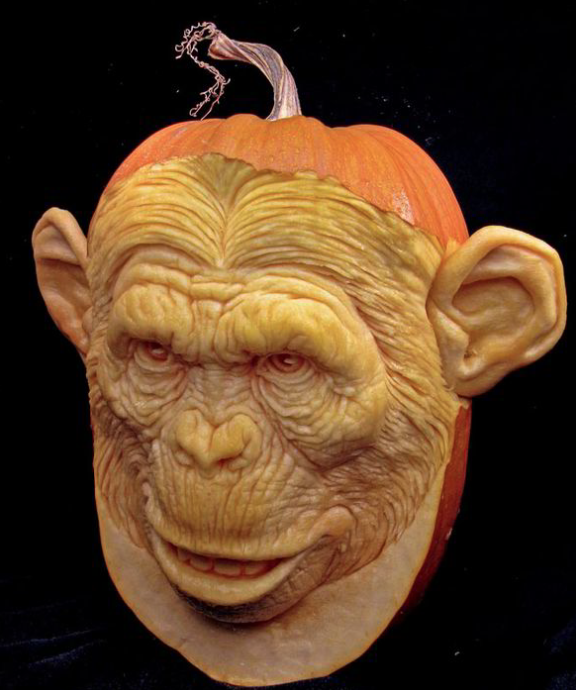 21 Brilliantly Fun Pumpkin Carvings. – Page 4 of 21