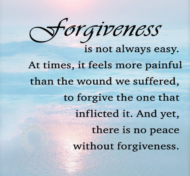 12 Eye-Opening Quotes About Forgiveness That Might