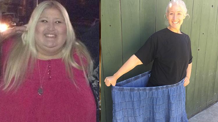Jaqueline Adan: 350 pounds lost