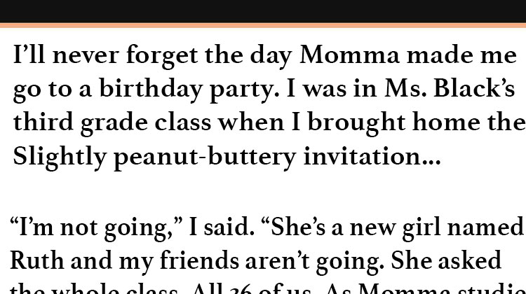 Girl Tried To Skip New Classmate's Birthday Party, Mother Refused In Order To Teach Important Lesson.