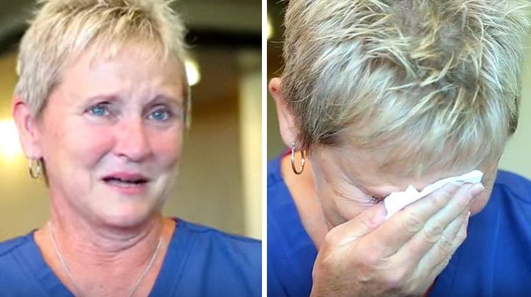 NICU Nurse Reunited With EVERY Baby She's Saved, The Moment Is So Powerful.