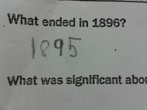 23 Times Kids Gave The Funniest Answers To Test Questions