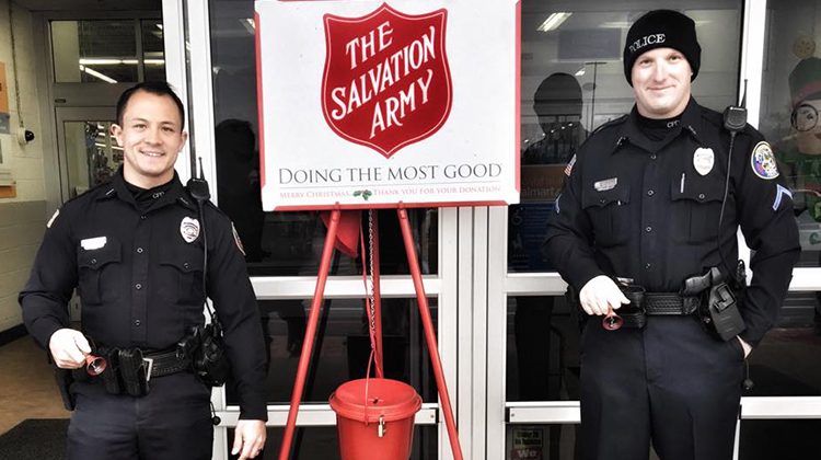 Officer Salvation Army - Featured 4