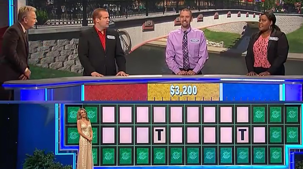 Wheel Of Fortune Host Confused When Contestant Starts ... |Confused Games