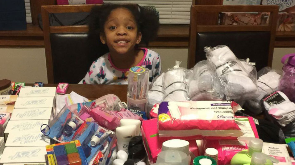 Selfless 6 Yr Old Begs Mom For Special Birthday Present A Party Chicagos Homeless