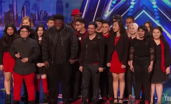 Musicality on America's Got Talent