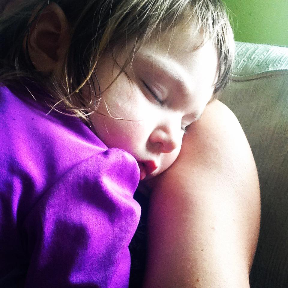Mom Blogger Posts Powerful Confession After Accidentally Leaving Toddler Locked In Car.