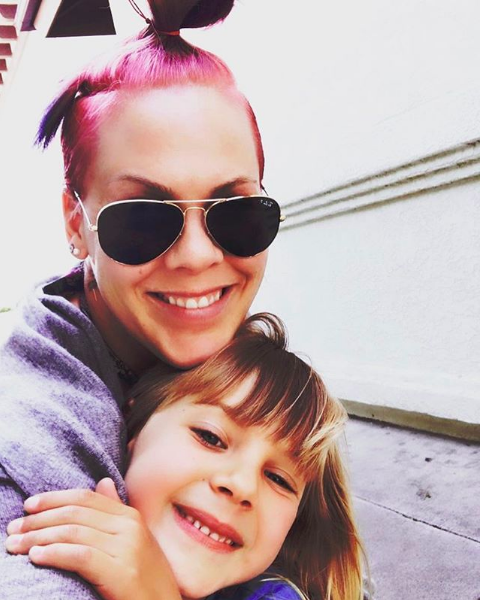 Pink Reveals Touching Reason She Keeps Her Hair Short, In Emotional Tribute To Daughter.