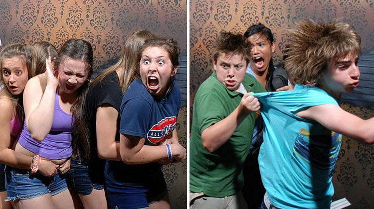nightmares fear factory haunted house