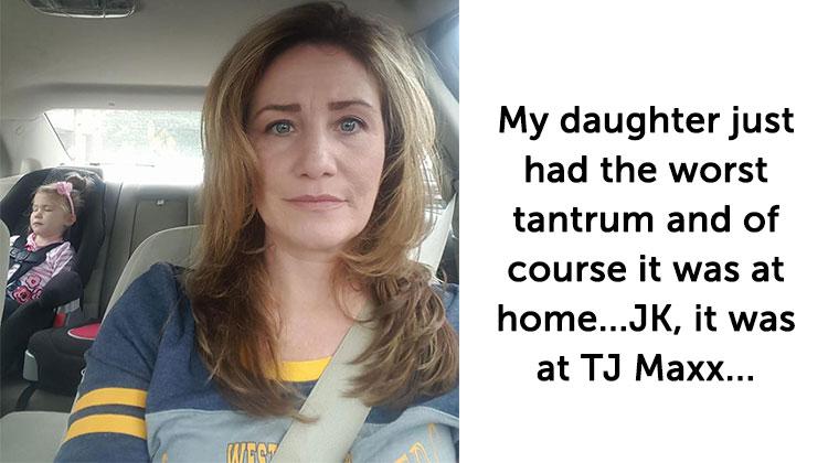 tj maxx tantrum