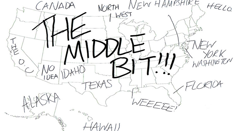 15 Hilarious Times British People Tried And Failed To Label The 50 U S States