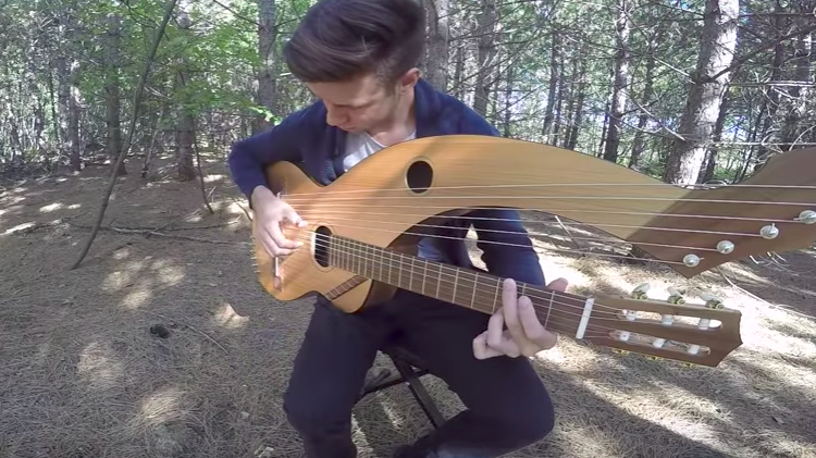 jamie dupuis guitar solo