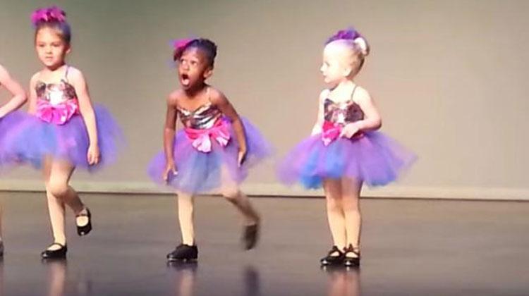 tiny dancer dance recital
