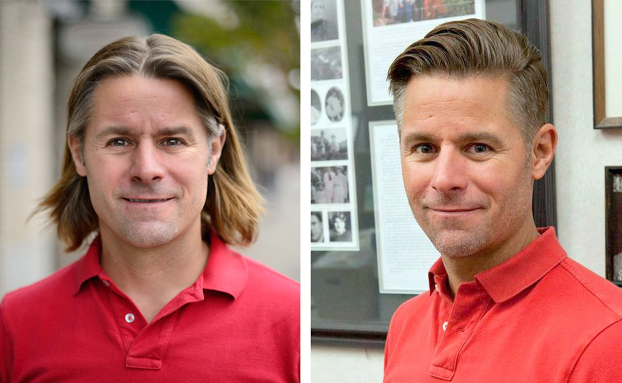 21 Before After Photos Of People With New Haircuts Inspiremore