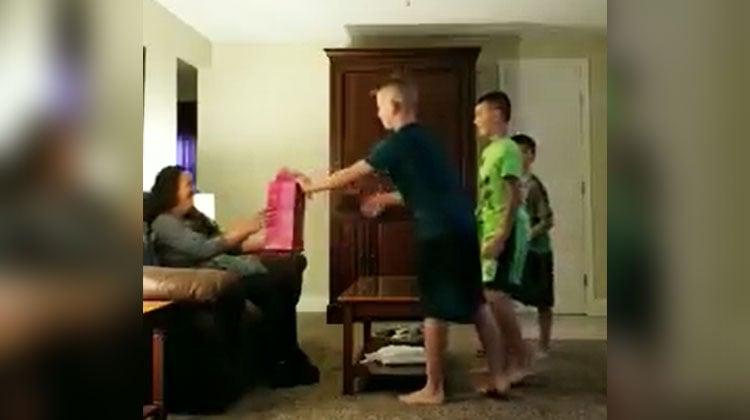 boys propose