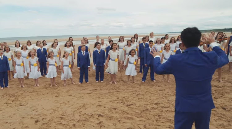 One Voice Children S Choir Sings When You Believe Inspiremore One voice children's choir (originally known as the 2002 winter olympic children's choir and studio a children's choir) is an american children's choir in utah. one voice children s choir sings when