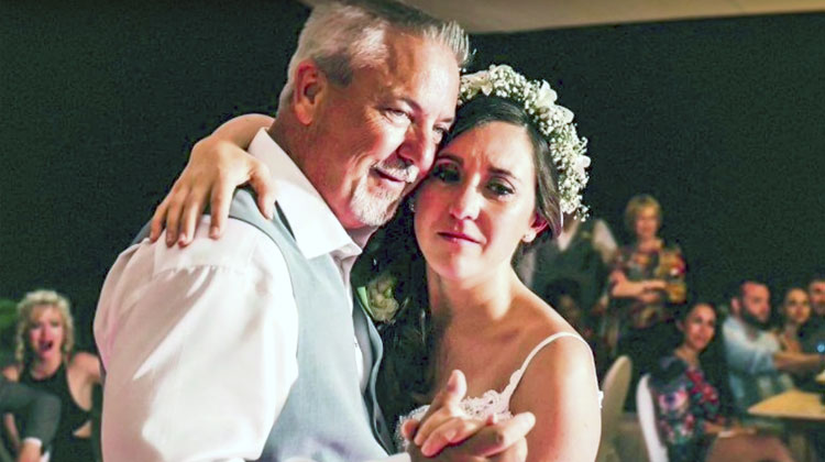 Dad Refuses To Pick Song For Father Daughter Dance Melts Bride With Emotional Surprise