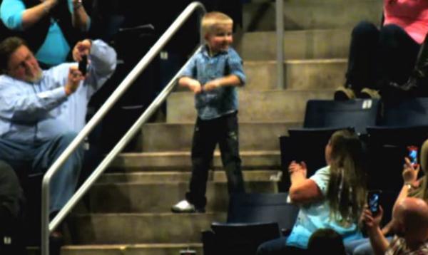 Boy dance rascal flatts 1