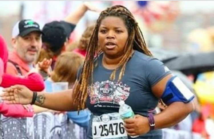 A plus-sized runner who participated in the New York City Marathon was subjected to insults from a bystander, but she's shut him down by posting about the incident and going as public as possible about the challenges faced by plus-sized athletes.