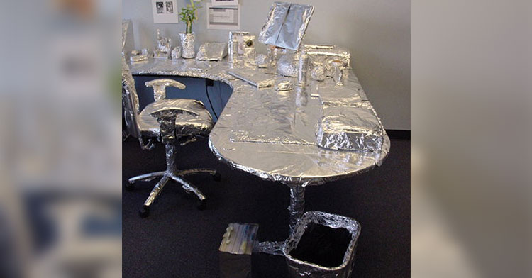 16 Maniacally Genius And Hilarious Office Pranks Inspiremore