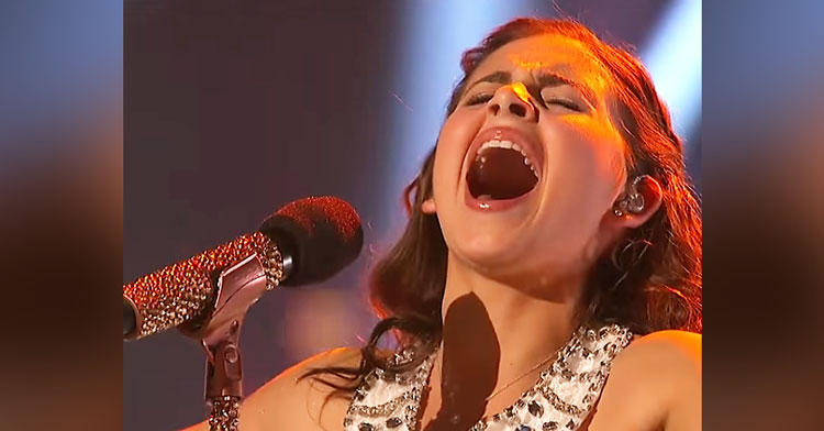 "Carly Rose Sonenclar Sings ""Hallelujah"" On X Factor ..."