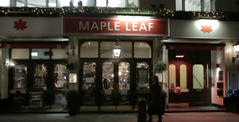 the maple leaf pub
