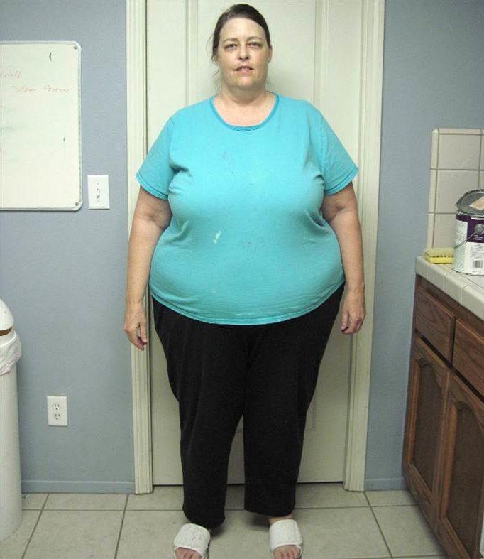 63-latka zrzuciła ponad 100 kilogramów. Teraz w niczym nie przypomina siebie sprzed lat