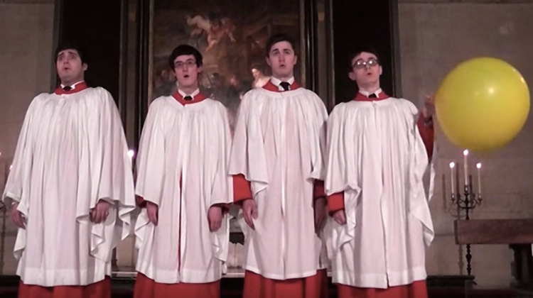 When Boys Choir Lost All Their Sopranos, The Remaining
