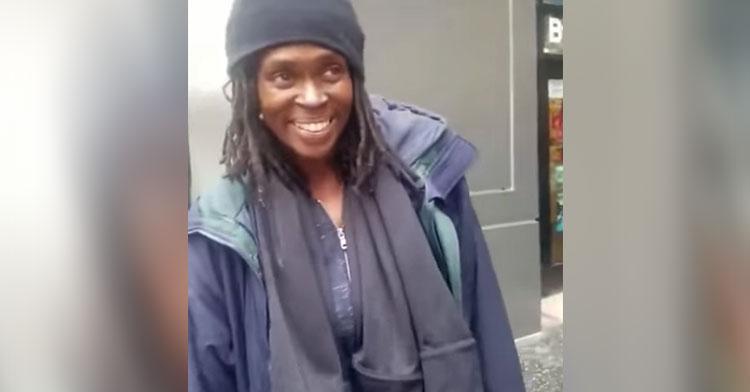 radio homeless singer