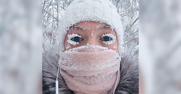 coldest village siberia