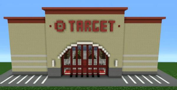 minecraft creation of target