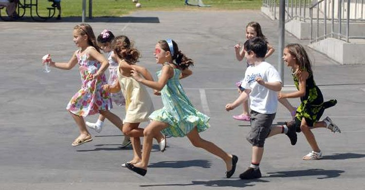 Elementary School Triples Recess Time To 60 Minutes. -InspireMore.com